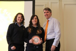 Sarah Slattery, Emma Carey and and the Ombudsman for Children Dr Niall Muldoon